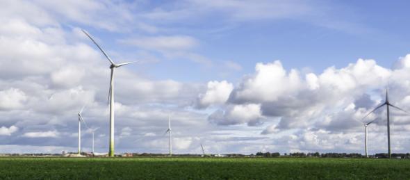 Integratie van wind, zon en opslag noodzakelijk voor succesvolle energietransitie