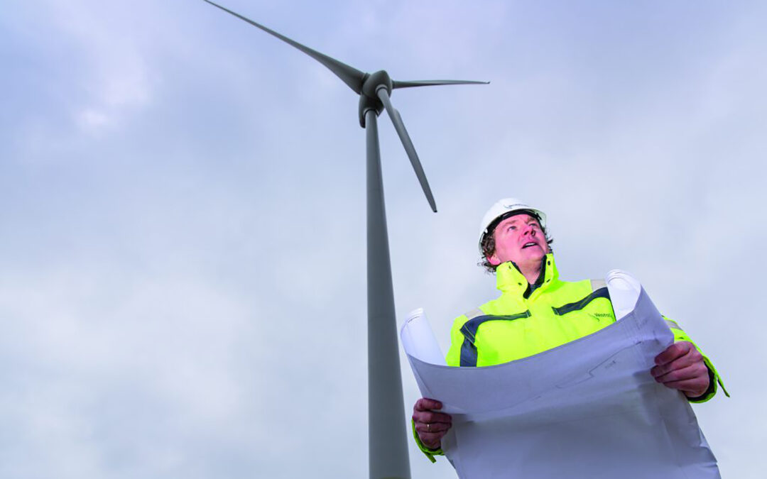"""Renewable energy on a farmer's land – """"That calls for cooperation"""""""
