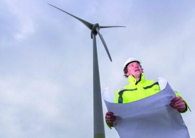 """Duurzame energie bij een boer op het land – """"Dat vraagt om samenwerken"""