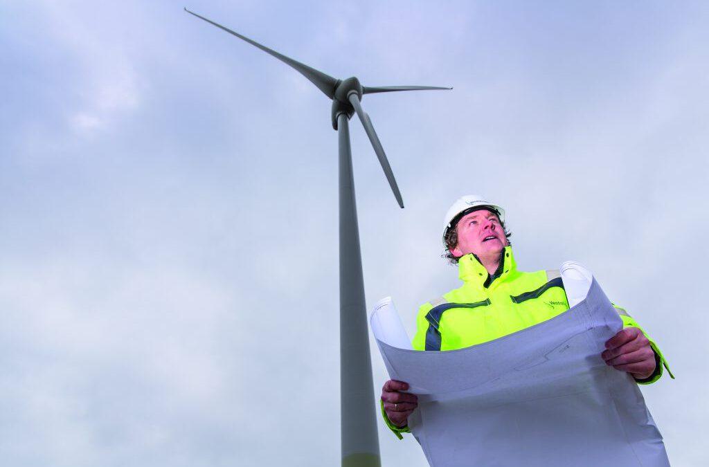 Wind farm Fryslân