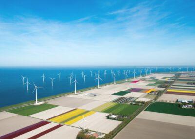 Windpark NOP Agrowind