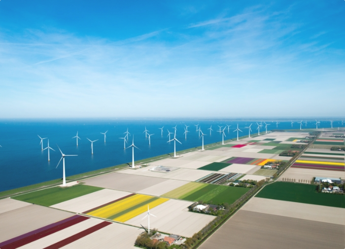 Wind farm NOP Agrowind