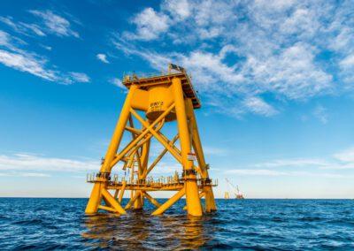 Eerste Amerikaanse offshore windpark zet Nederlandse kennis en expertise in.