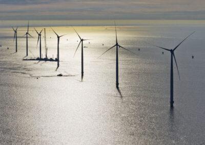 Siemens installeert tweederde van Windpark Westermeerwind
