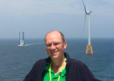 Meebouwen aan Amerika's eerste offshore windpark: Block Island Wind Farm