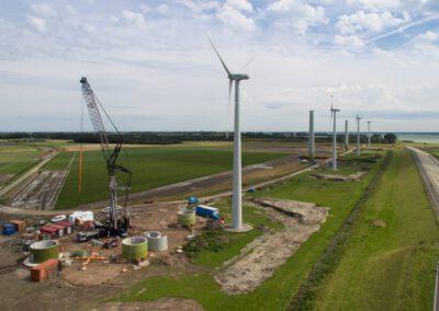 Windpark Battenoert