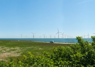 Windpark Fryslân bereikt financial close