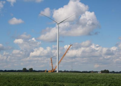 Financing achieved for De Drentse Monden and Oostermoer Wind Farm