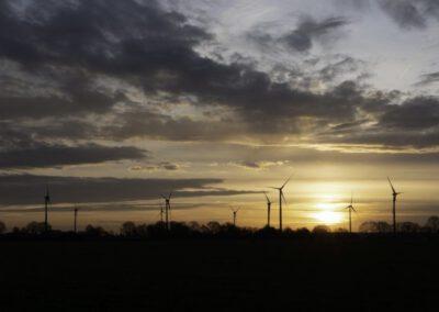 Windpark de Veenwieken