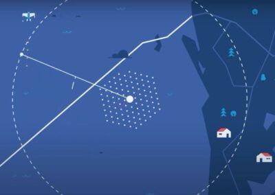 Windpark Fryslân start bouw naderingsdetectiesysteem